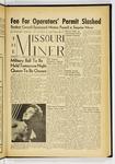 The Missouri Miner, December 07, 1956