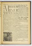The Missouri Miner, January 11, 1957