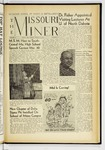 The Missouri Miner, March 22, 1957
