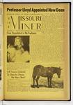 The Missouri Miner, March 29, 1957