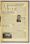 The Missouri Miner, May 17, 1957