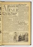 The Missouri Miner, October 18, 1957