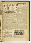 The Missouri Miner, October 25, 1957