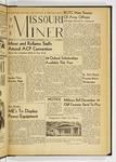 The Missouri Miner, November 15, 1957