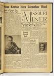 The Missouri Miner, November 22, 1957