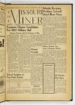 The Missouri Miner, December 13, 1957