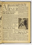 The Missouri Miner, December 20, 1957