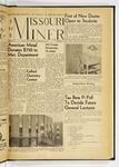 The Missouri Miner, January 10, 1958