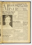 The Missouri Miner, February 21, 1958
