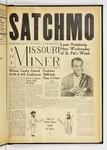 The Missouri Miner, February 28, 1958