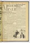The Missouri Miner, April 11, 1958