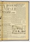 The Missouri Miner, April 18, 1958