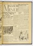 The Missouri Miner, May 02, 1958