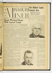 The Missouri Miner, May 16, 1958