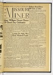 The Missouri Miner, May 23, 1958
