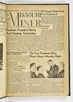The Missouri Miner, October 17, 1958