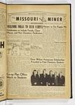 The Missouri Miner, October 24, 1958