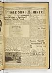 The Missouri Miner, October 31, 1958