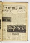 The Missouri Miner, December 19, 1958