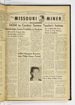 The Missouri Miner, January 16, 1959
