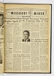 The Missouri Miner, April 17, 1959