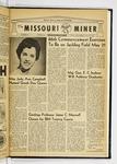 The Missouri Miner, May 22, 1959