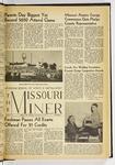 The Missouri Miner, October 23, 1959