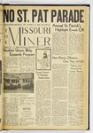 The Missouri Miner, February 19, 1960