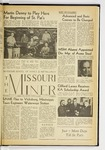 The Missouri Miner, March 11, 1960