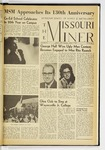 The Missouri Miner, April 01, 1960