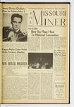 The Missouri Miner, April 29, 1960
