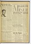 The Missouri Miner, May 13, 1960
