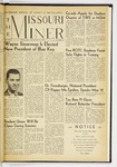 The Missouri Miner, May 20, 1960
