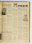 The Missouri Miner, September 23, 1960