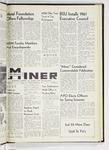 The Missouri Miner, February 24, 1961