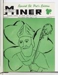 The Missouri Miner, March 17, 1961 -- Special St. Pat's Edition