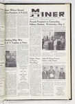 The Missouri Miner, May 12, 1961