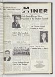 The Missouri Miner, May, 19, 1961