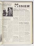 The Missouri Miner, January 11, 1963