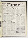 The Missouri Miner, March 29, 1963