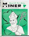 The Missouri Miner, March 16, 1962 -- Special St. Pat's Edition
