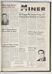 The Missouri Miner, April 13, 1962