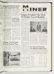 The Missouri Miner, October 11, 1963