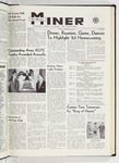 The Missouri Miner, October 25, 1963