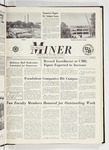 The Missouri Miner, September 23, 1966