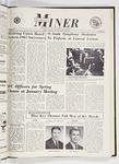 The Missouri Miner, January 13, 1967