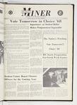 The Missouri Miner, April 23, 1968