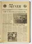 The Missouri Miner, September 22, 1970