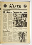 The Missouri Miner, October 14, 1970
