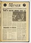 The Missouri Miner, April 21, 1971